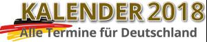 Kalender 2018 Logo